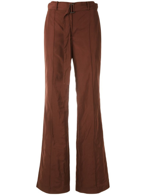 Alcaçuz Rear trousers in brown