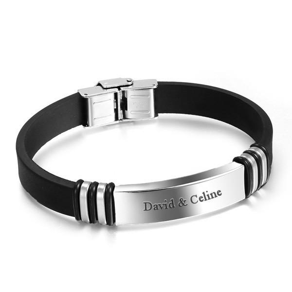 jewels bracelets gullei gullei.com engraved bracelet name bracelet personalized bracelet gifts for him birthday gift for boyfriend bff bracelet friendship bracelet custom name bracelets