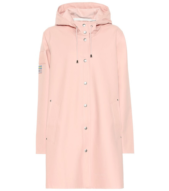 Marc Jacobs x Stutterheim rain coat in pink