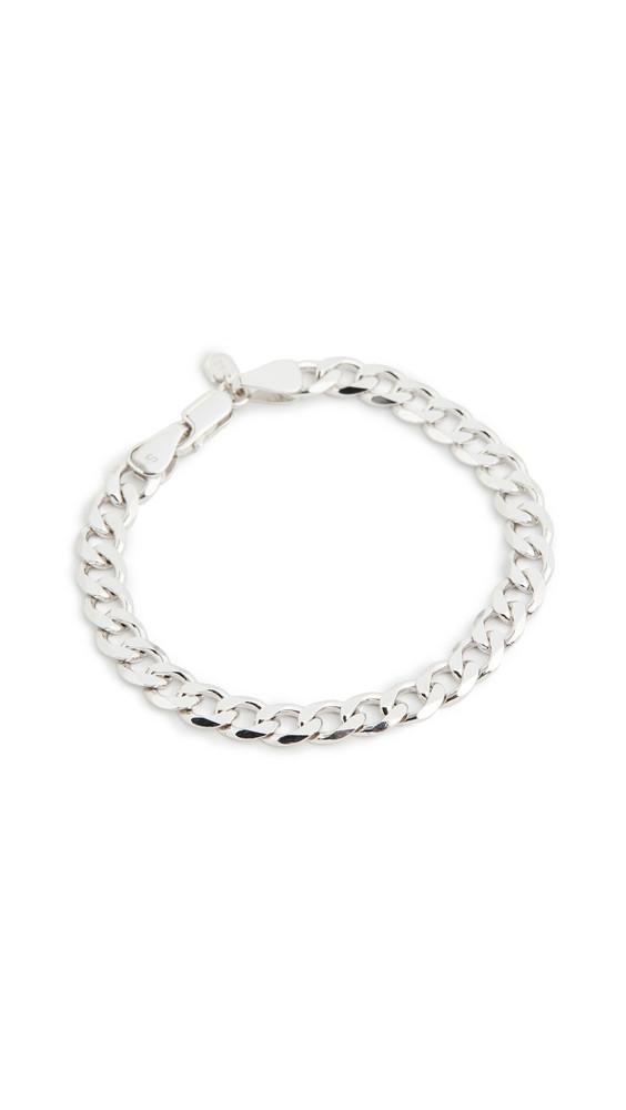 Maria Black Forza Bracelet in silver