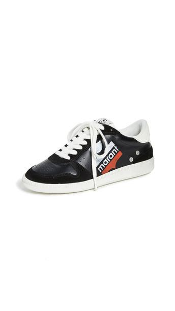 Isabel Marant Bulian Sneakers in black