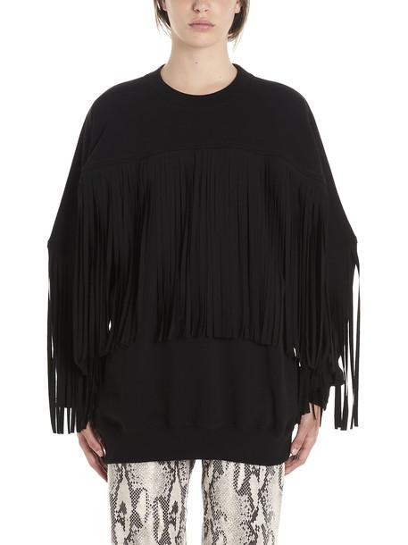 Msgm Sweater in black