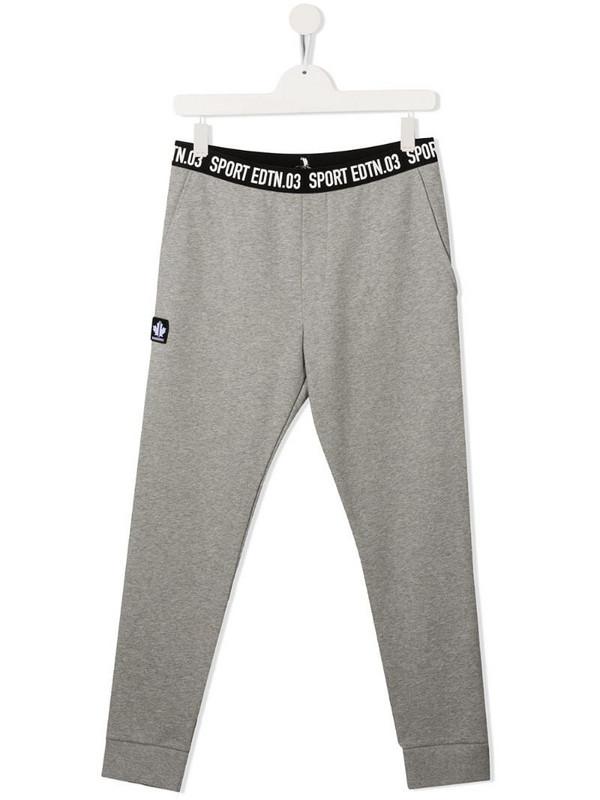 Dsquared2 Kids TEEN logo-waistband track pants