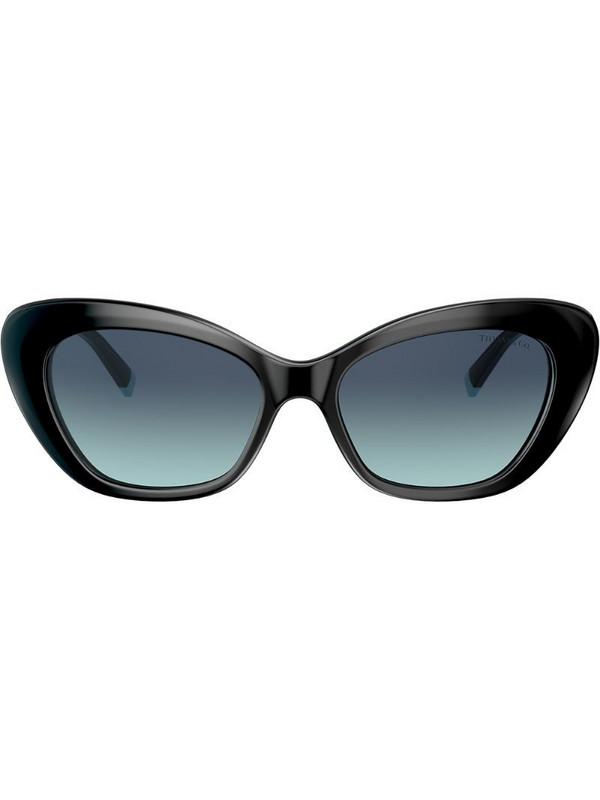 Tiffany & Co Eyewear cat eye sunglasses in black