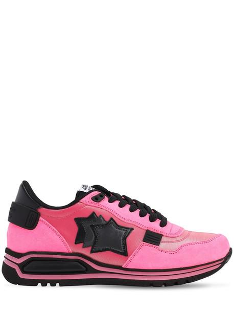 ATLANTIC STARS Shaka Sneakers in pink