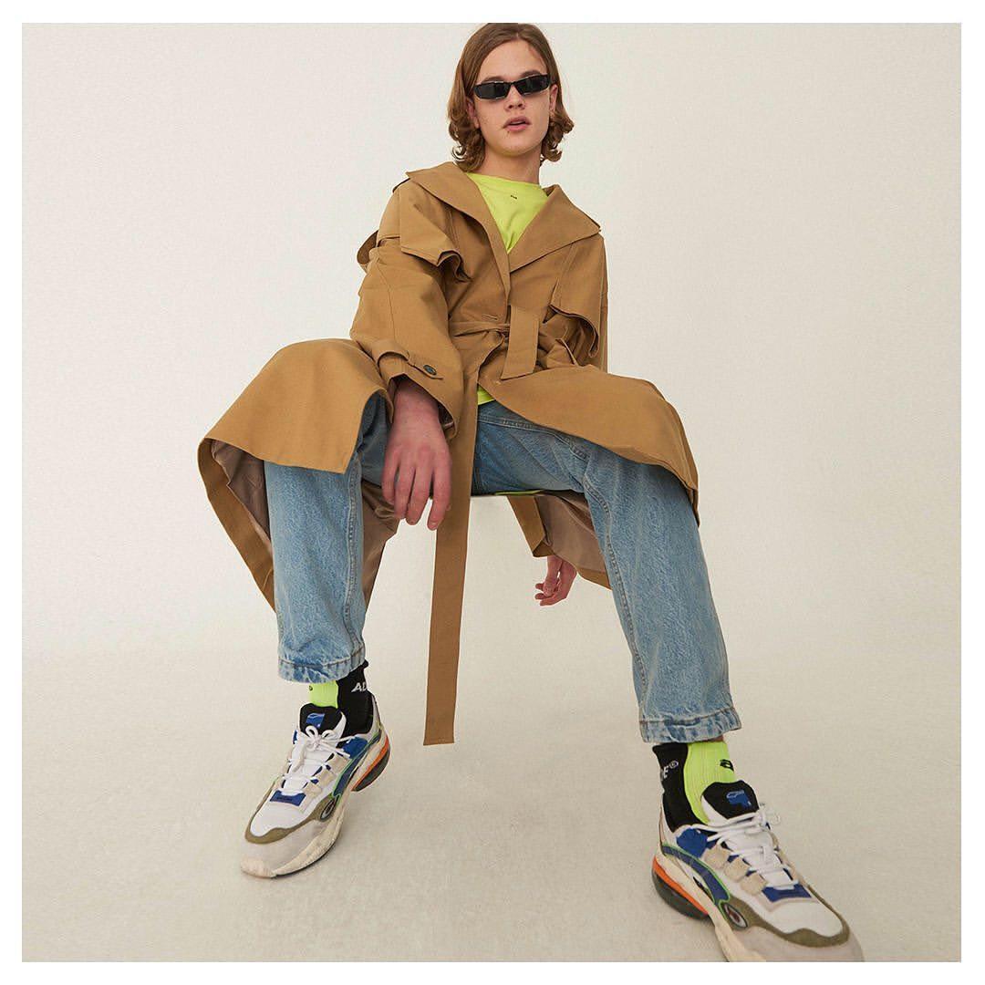 jeans coat shoes