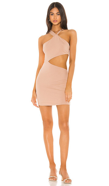 superdown Fermi Mini Dress in Cream
