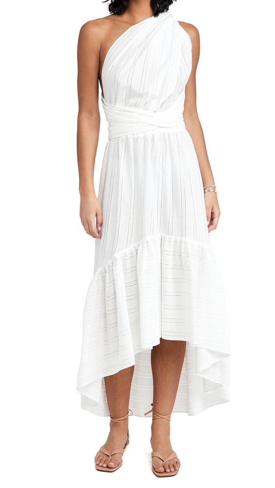 DIARRABLU Uda Dress in white