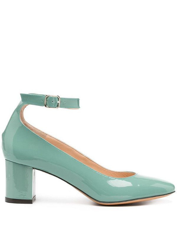 Tila March Neal pumps in green