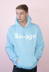 sweater,hollywire - savage unisex pullover hoodie,top hollywood's celebrity interviews,hollywood's most popular celebrity interviews,latest hollywood's celebrity news