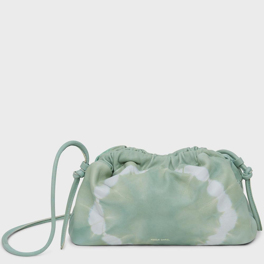 Mansur Gavriel Mini Cloud Clutch - Prato Tie Dye
