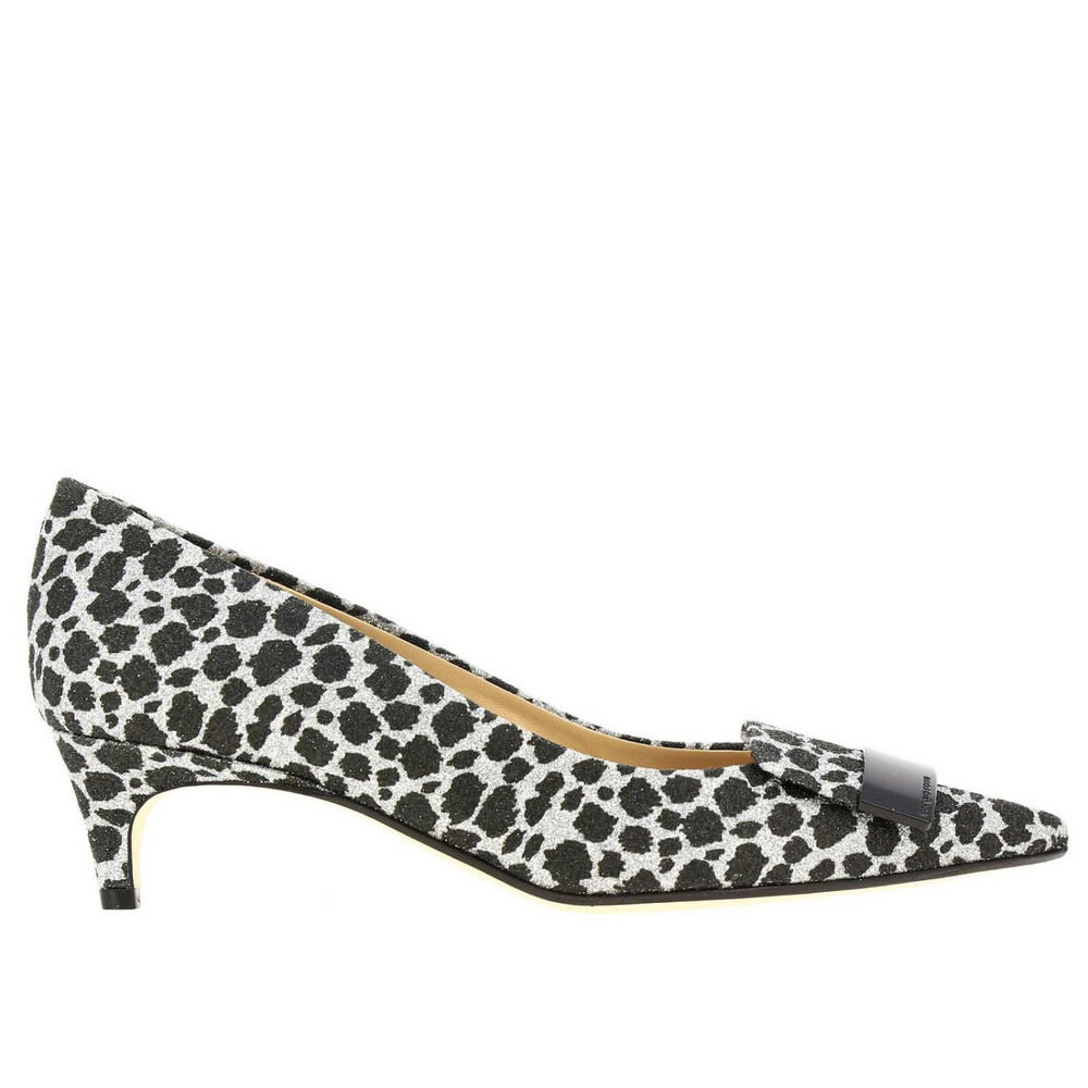Sergio Rossi Pumps Shoes Women Sergio Rossi in silver