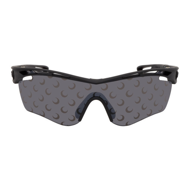 Marine Serre Black Rudy Project Edition Moon Sunglasses