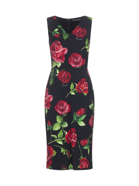 Dolce & Gabbana Dress in nero / rose