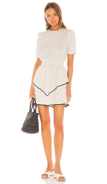 Tularosa Carroll Dress in Cream