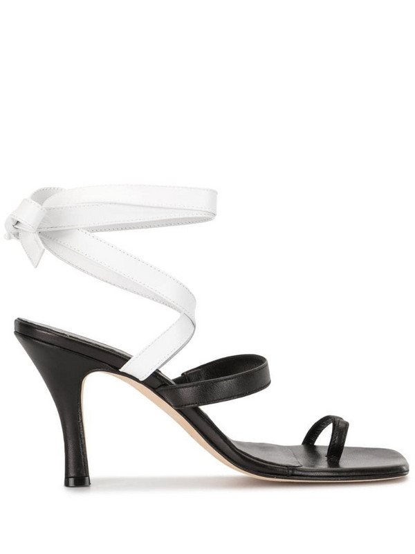 Christopher Esber Arta Heel sandals in black