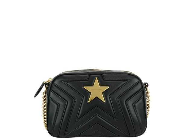 Stella Mccartney Mini Stella Star Bag in black