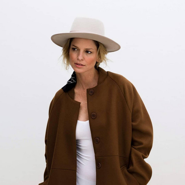 jacket hat