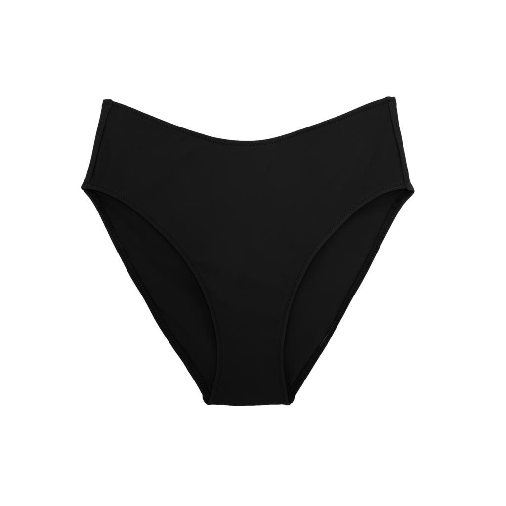 Ulla Bikini Bottom Black