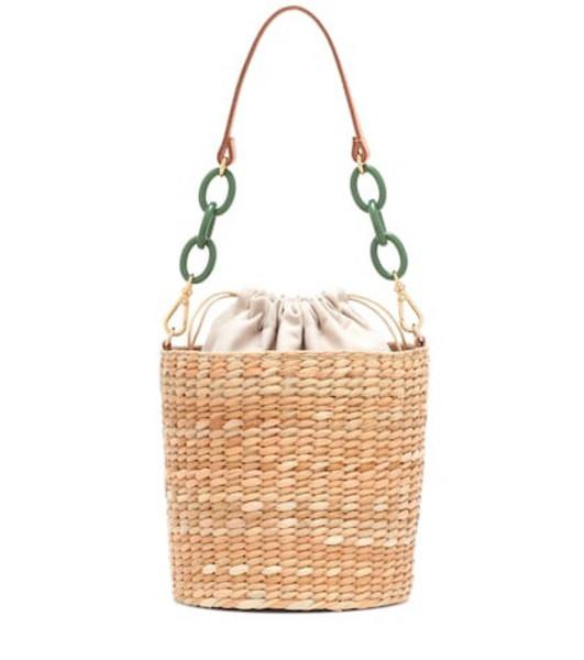 Kayu Colette bucket bag in beige