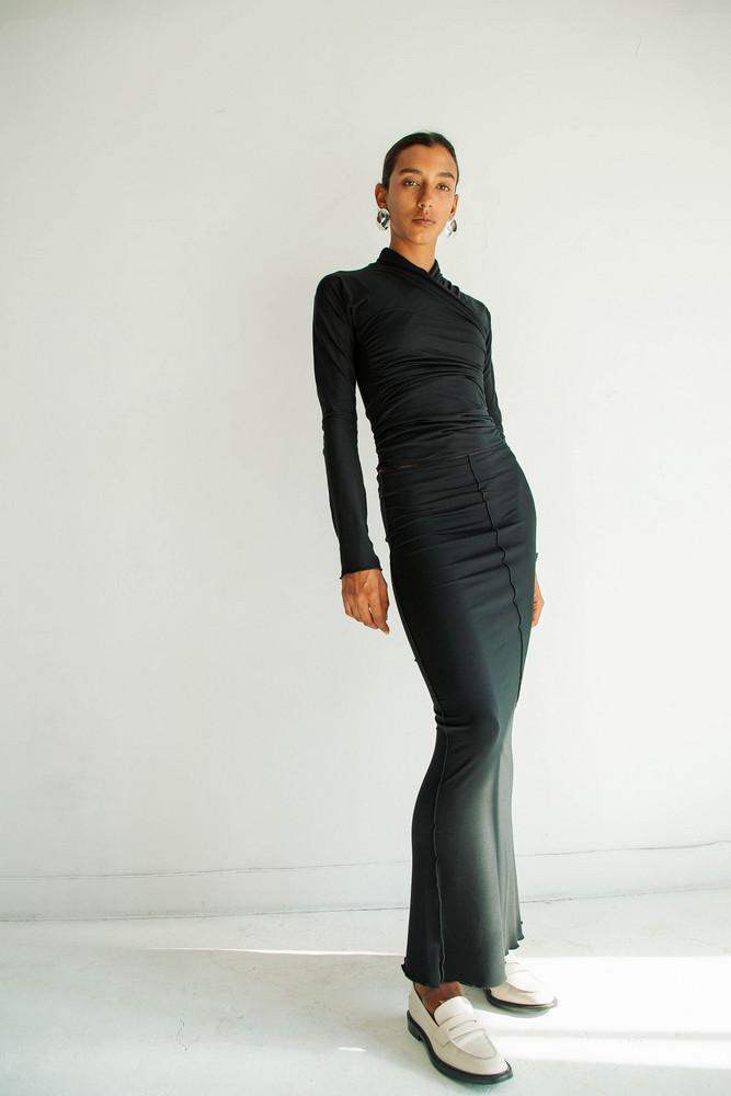 The Line by K VANA SKIRT BLACK