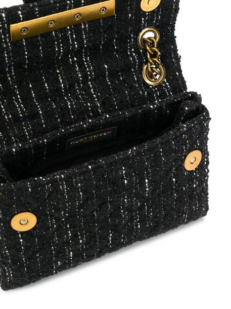 Kurt Geiger London mini Brixton shoulder bag in black
