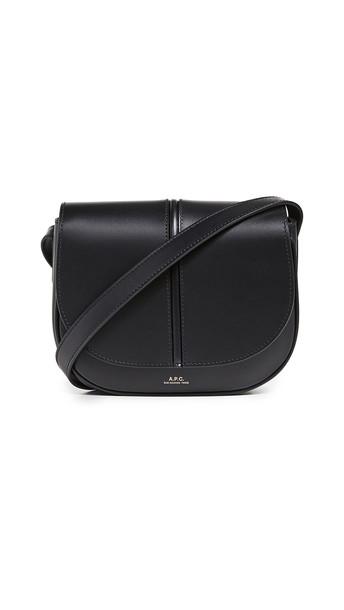 A.P.C. A.P.C. Betty Bag in noir