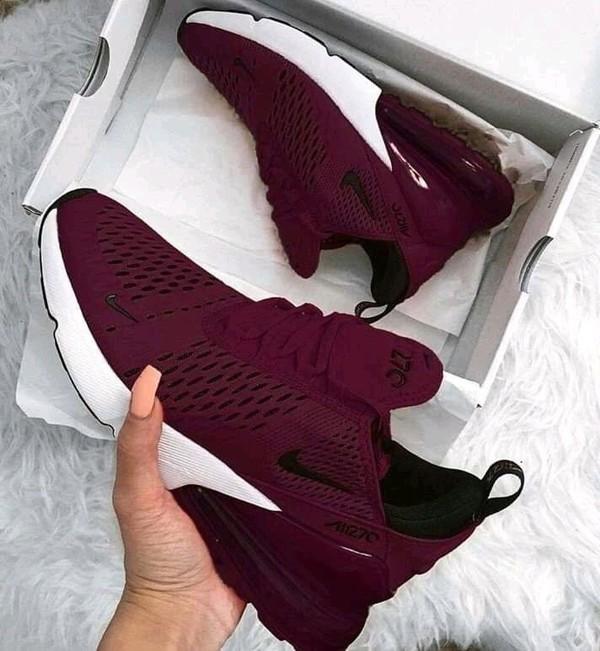 shoes adidas burgundy sneakers burgundy nike nike vapormax