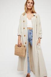 le fashion image,blogger,coat,top,jeans,bag,shoes,shirt,pants