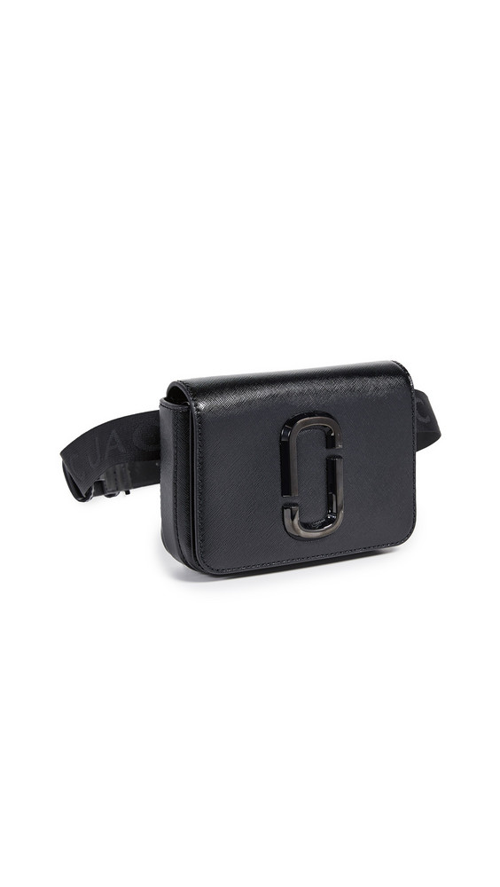 Marc Jacobs XS/S Hip Shot DTM Belt Bag in black