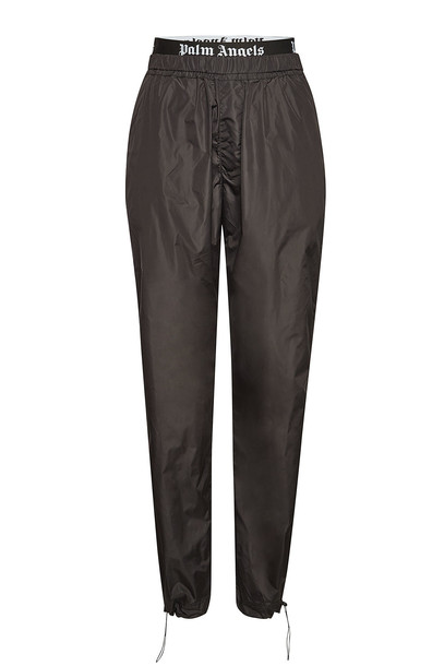 Palm Angels Track Pants  in black
