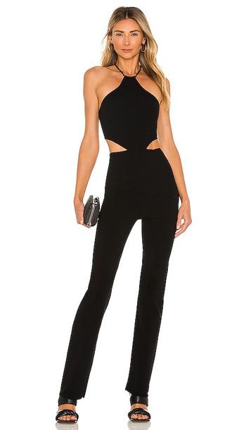 NBD Kylo Jumpsuit in Black