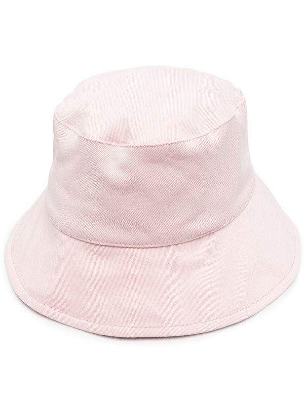 Isabel Marant canvas bucket hat in pink