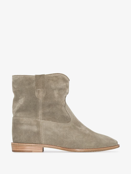 Isabel Marant Étoile Crisi boots in neutrals