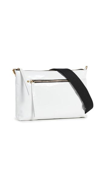 Isabel Marant Nessah New Bag in white