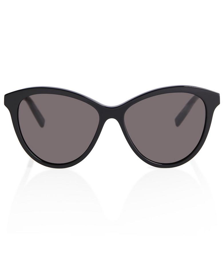 Saint Laurent SL 456 cat-eye sunglasses in black
