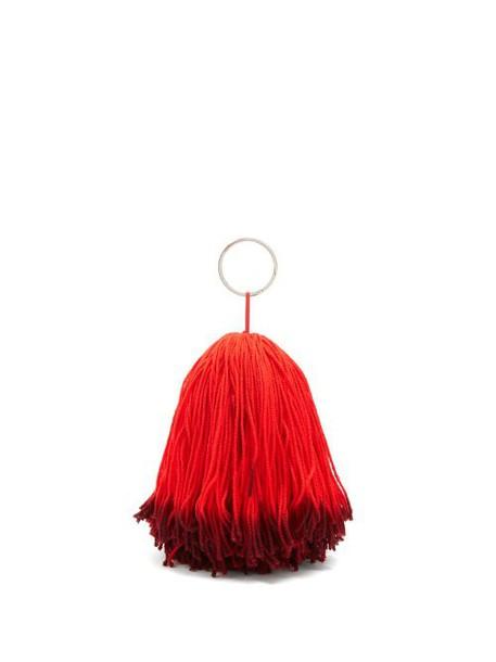 Calvin Klein 205w39nyc - Wkaa16 Tassel Belt Charm - Womens - Red Multi
