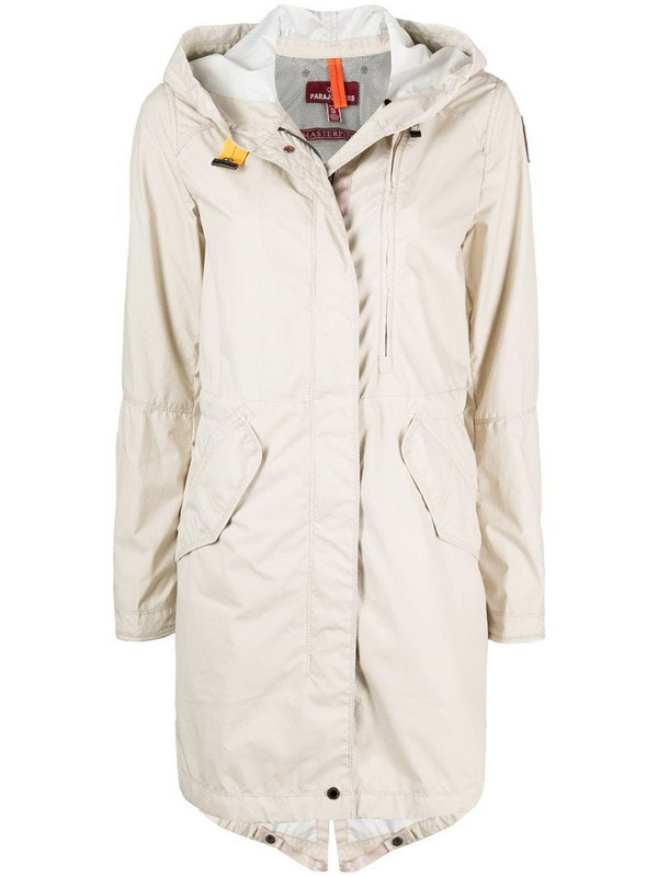 Parajumpers Masterpiece parka coat in neutrals