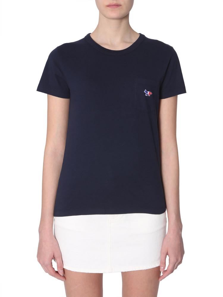 Maison Kitsuné Maison Kitsuné T-shirt With Pocket