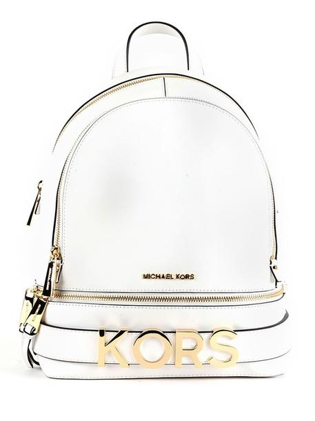 MICHAEL Michael Kors Backpack in white