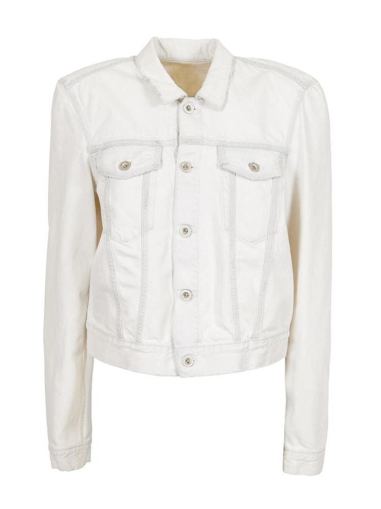 Ben Taverniti Unravel Project Jacket in bianco