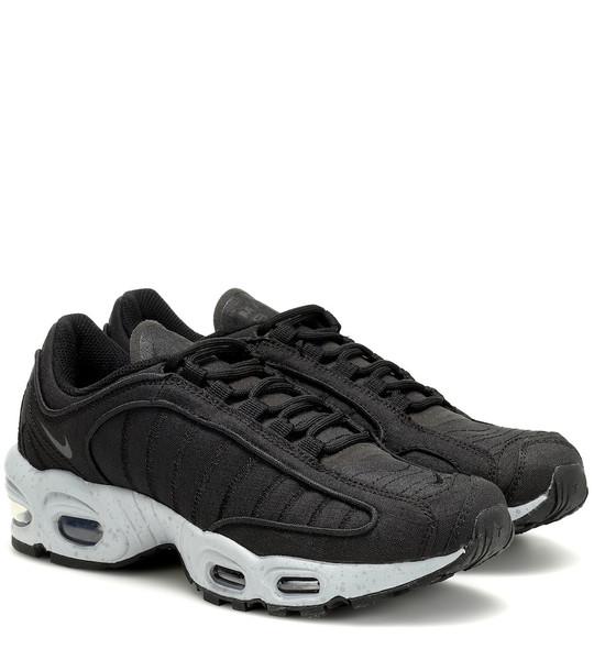 Nike Air Max Tailwind IV SP sneakers in black