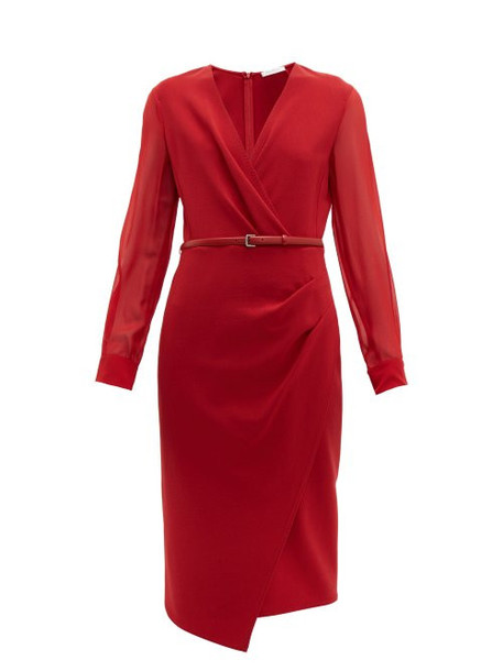 Max Mara - Manuel Dress - Womens - Red