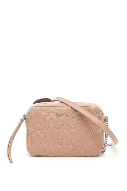 Jimmy Choo Haya Mini Bag in pink
