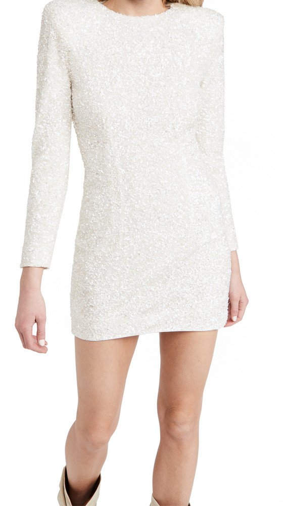 Retrofete Nikki Dress in white