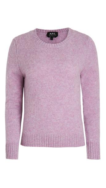 A.P.C. A.P.C. Leonie Sweater