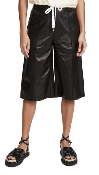 Veronica Beard Arnold Culottes in black