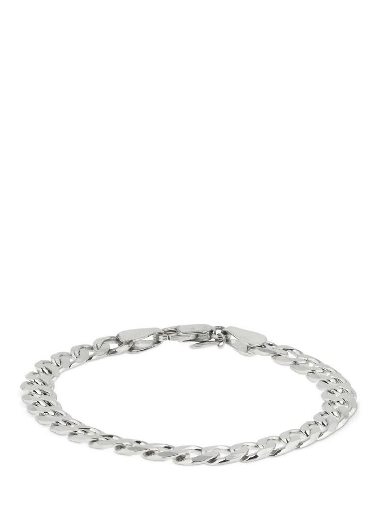 MARIA BLACK 17cm Forza Chain Bracelet in silver