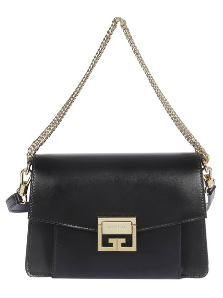Givenchy Gv3 Small Shoulder Bag in black