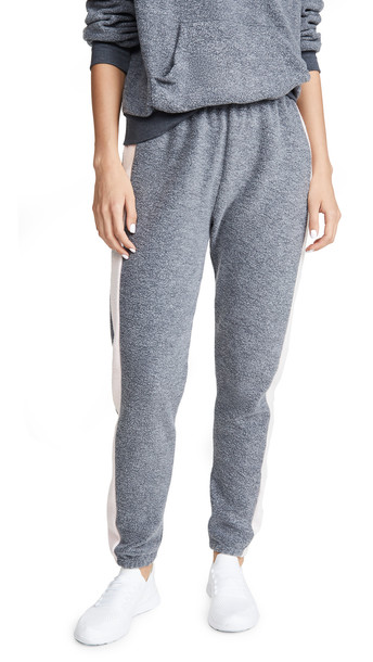 Wildfox Track Pants in rose